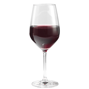 Red-wine-glasses