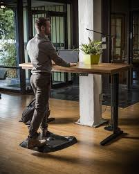 Standing Desks Boost Productivity