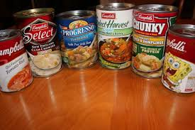 Canned Foods With The Most BPA
