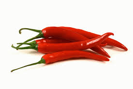 Hot Chili Peppers = Longer Life
